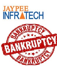 Jaypee Infratech Ltd planning to file Bancruptcy by this week of july 2017