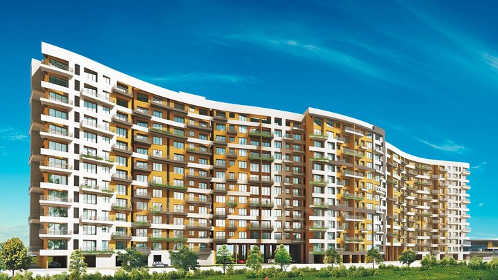 Buy Ready to Move-in Apartments at Jaypee Wishtown Noida