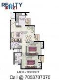 2 bhk layout kpa apartments in jaypee