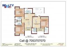 1 bhk 535 sq ft & 2 bhk 920 sq ft plan
