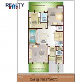 4 bhk 3850 sq ft KWO  floor plan a