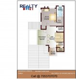 4 bhk 3850 sq ft KWO  floor plan c