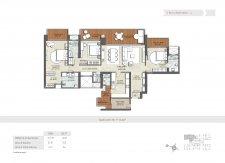 3 bhk floor plan-3047 sq ft