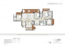 4 bhk floor plan-3905 sq ft