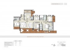 4 bhk floor plan-4113 sq ft